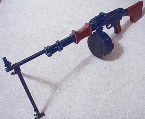 эйрсофт пулемет РПД от HSC Airsoft, RPD