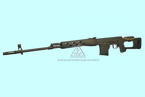 СВД снайперская винтовка Драгунова китай China Sword SVD Dragunov