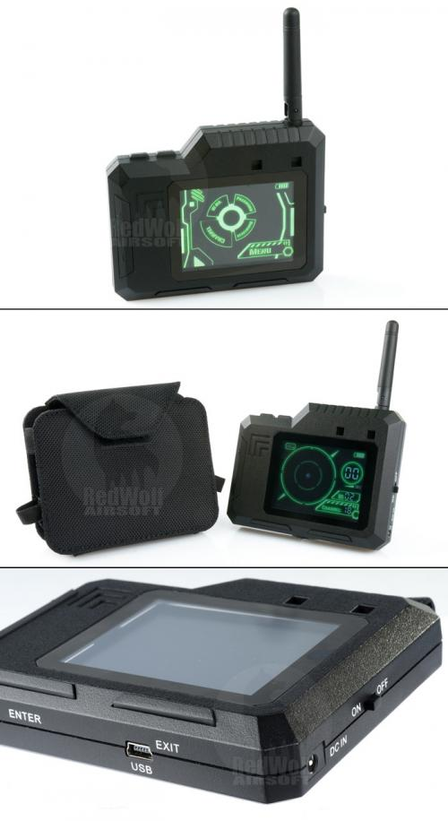 T-Cube Motion Tracker Unit