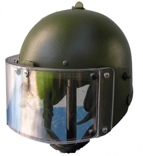 """Защитный шлем  """"ЗШ1-2 """" предназначен для обеспечения защиты головы человека от..."""