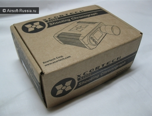 Хронограф XCORTECH X3200 Shooting Chronograph (Фото 2)