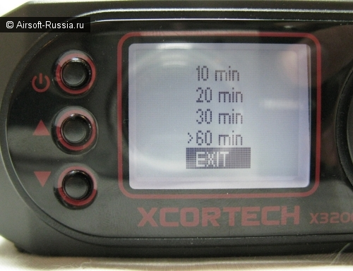 Хронограф XCORTECH X3200 Shooting Chronograph (Фото 16)