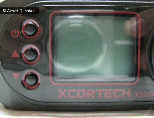 Хронограф XCORTECH X3200 Shooting Chronograph (Фото 11)