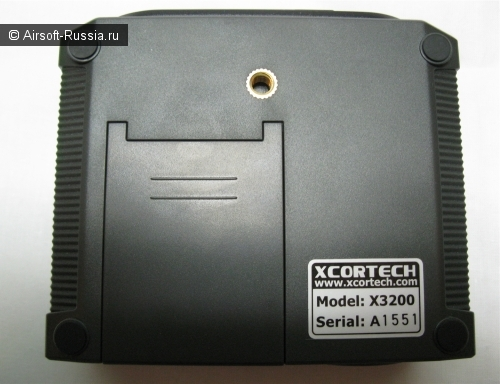 Хронограф XCORTECH X3200 Shooting Chronograph (Фото 9)