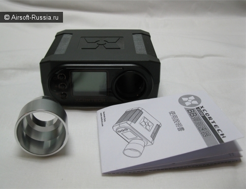 Хронограф XCORTECH X3200 Shooting Chronograph (Фото 3)