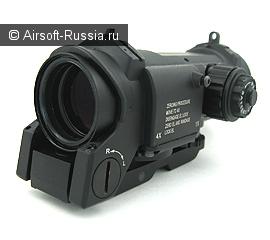 Обзор реплики оптического прицела ELCAN SpecterDR  или что такое страйкбольный SU-230/PVS