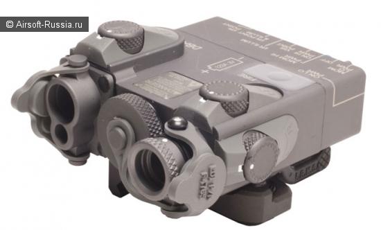 Реплика комбинированной лазерной системы DBAL-A2