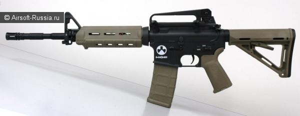 MOE Carbine AEG - новинка от Classic Army