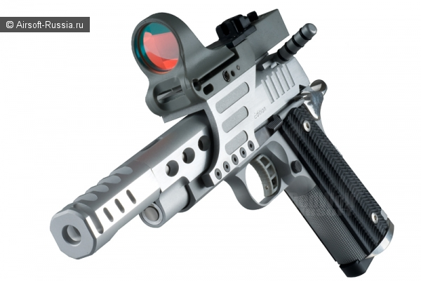 Airsoft Surgeon: Brazos Custom Single Stack Open Class