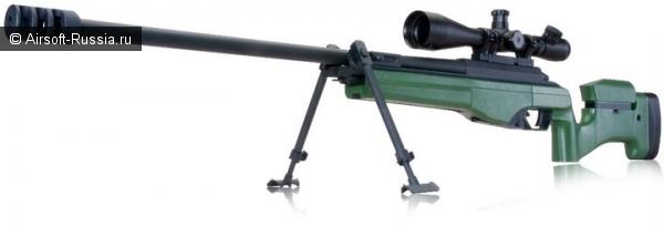 ARES: прототип реплики Sako TRG-42 (MSR-009)