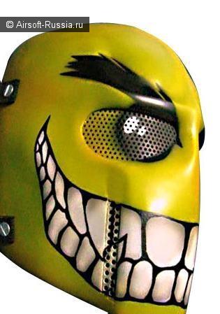 Cactus Hobby: маска Evil Smiley
