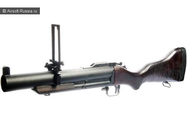 5KU: новый гранатомет M79