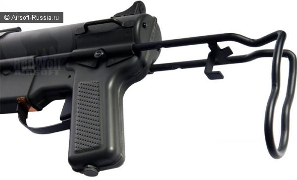 ARES: пистолет-пулемет M3A1 поступил в продажу (Фото 2)