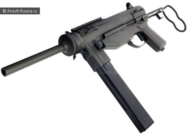 ARES: пистолет-пулемет M3A1 поступил в продажу