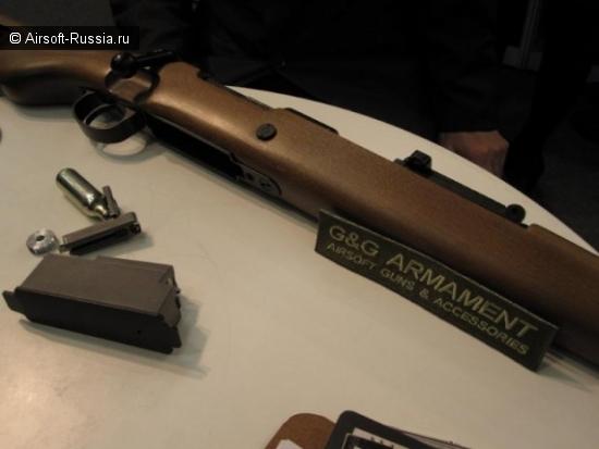 G&G: Mauser Kar98k (G98k)