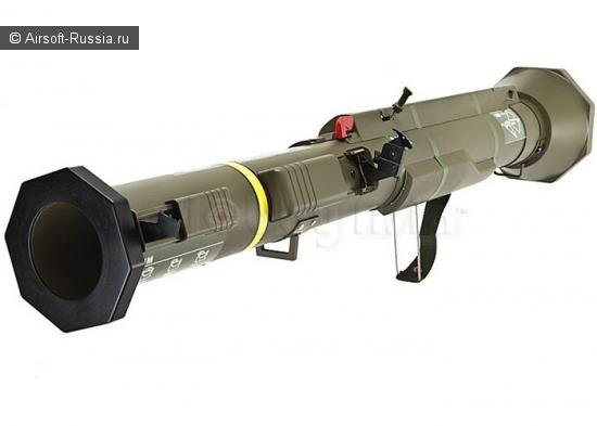 SHI: гранатомет AT4/M136
