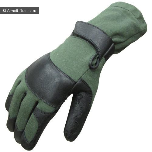 А вы пользуетесь перчатками?
