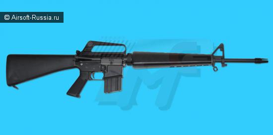Мода на M16