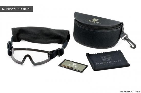 Revision: очки Exoshield
