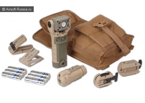 Energizer: комплект осветительных приборов