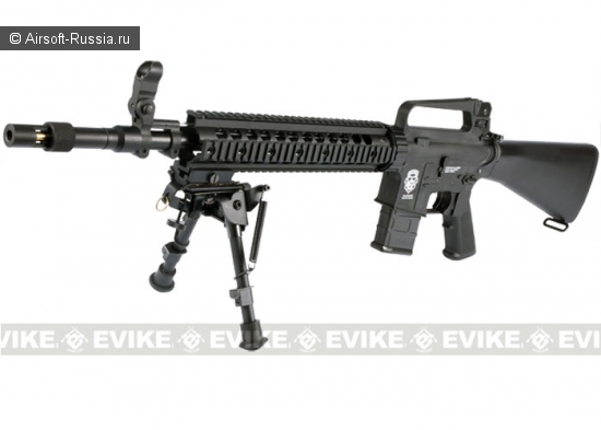Вариации на тему G&G M16