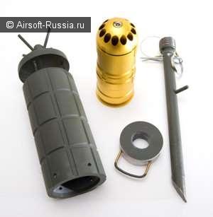 Firesupport: реплика противопехотной мины