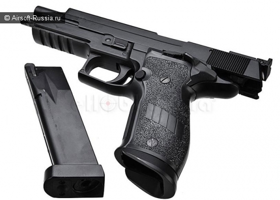 KWC: пистолет для тренировок P226-S5