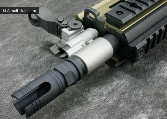 PDI-Japan: новые детали для SCAR-L