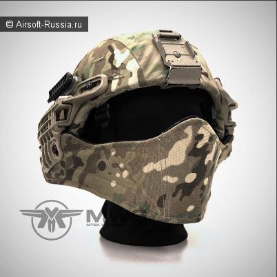 MTek: шлем Fast T3C