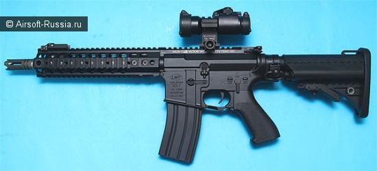 G&P: винтовка LMT TR