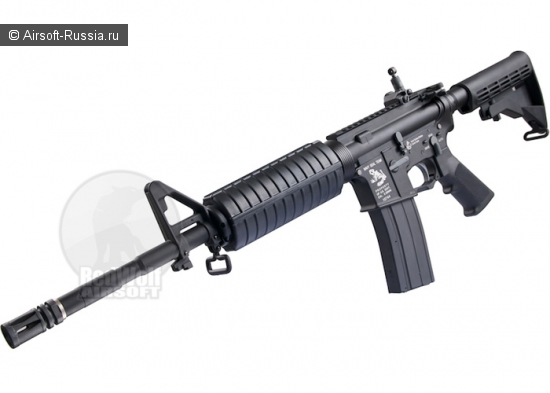 Кастомный M4A1