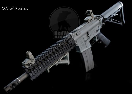 RedWolf Custom: и еще одна винтовка