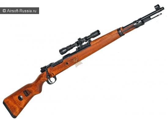 Tanaka: Mauser Kar98k
