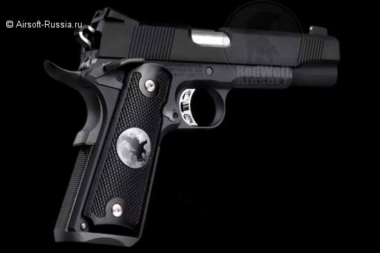 Airsoft Surgeon: пистолет Nighthawk Talon