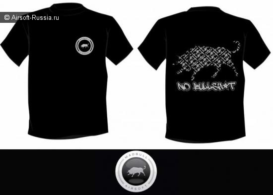MadBull: футболка