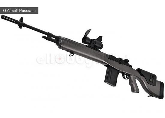 G&P: M14 DMR SOCOM