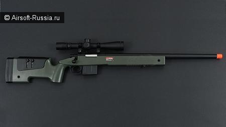 ARES: прототип снайперской винтовки M40A5