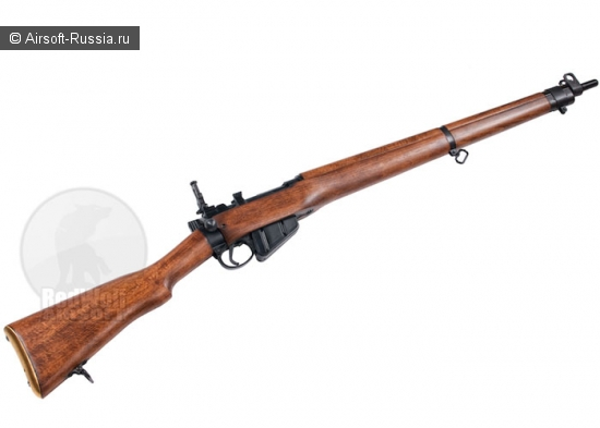 KTW: винтовка Lee Enfield No. 4