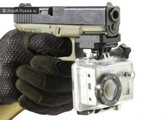 Камера к пистолету? Нет проблем