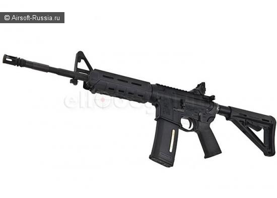 Viper Tech: M4A1 MOE GBB