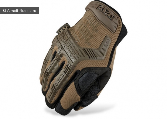 Mechanix: новая версия перчаток M Pact