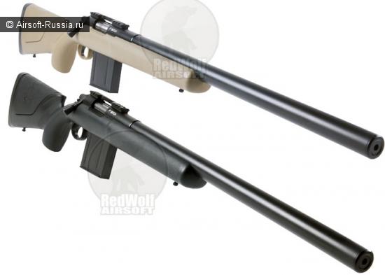 Hakkotsu: снайперская винтовка M40A3