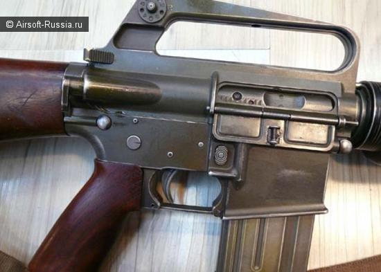 Доработка AR15