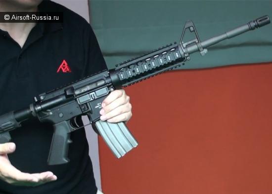 RA-Tech выпускает M4A1 GBB