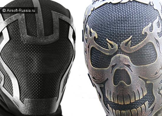 Brass-Guard Equip: маски Stark 2 и Skull