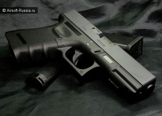 WE: Glock 19 GBB