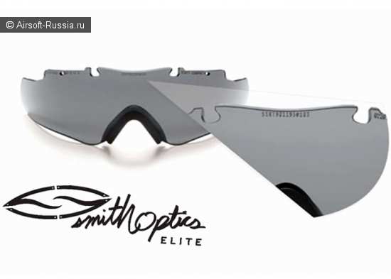 Защита глаз от Smith Optics