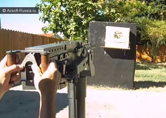 Killbuckets: Browning M1919 и M2HB