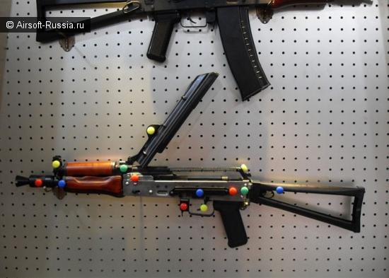 GHK: винтовка AKS74U