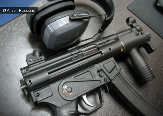 Daytona DG MP5K GBB